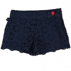 Boboli  Embroidered Shorts