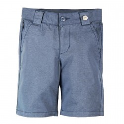 Boboli Stretch Blue Bermudas