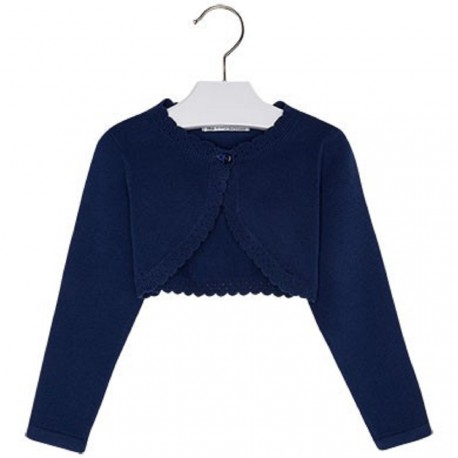 Mayoral Navy Cardigan