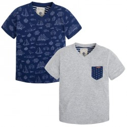 Mayoral Ocean  Shirt Set