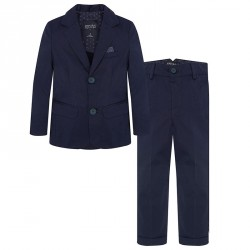 Mayoral Navy Suit