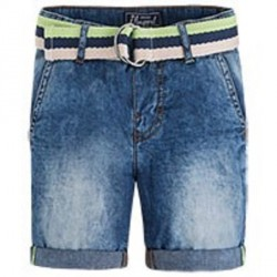 Mayoral Denim Shorts W Belt