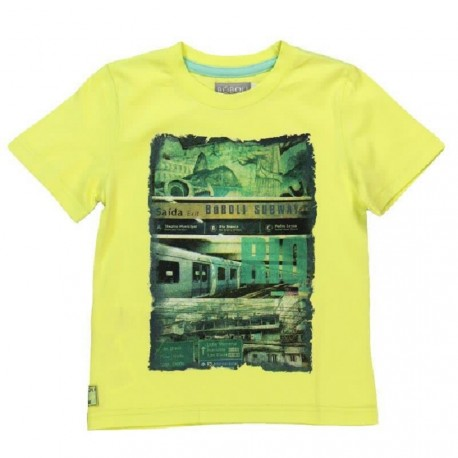 Boboli Yellow Rio T-Shirt