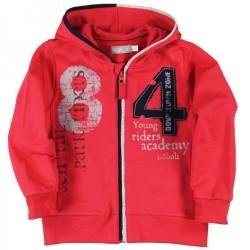 Boboli Red Sweatshirt