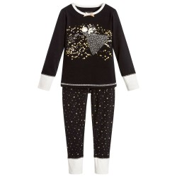 Deux par Deux Glow in the Dark Starry Pajamas
